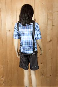 Freizeitbekleidung Damen blauschwarz Hose