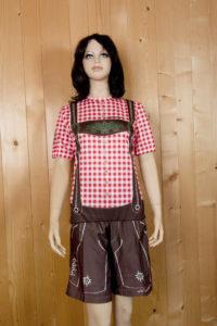 Freizeitbekleidung Damen rotbraun Trikot