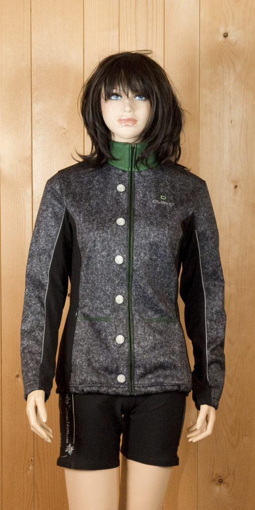 Laufbekleidung Damen Jacke