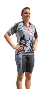 Radbekleidung Damen Freeride Hose
