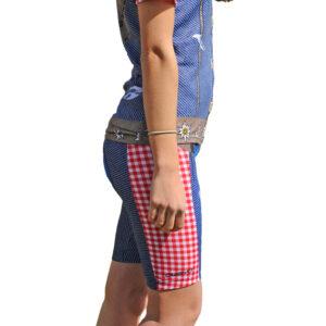 Radbekleidung Damen Jeans Hose