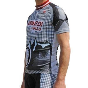 Radbekleidung Herren Freeride Hose