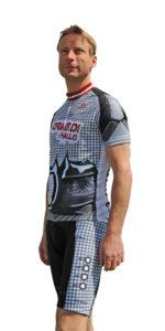Radbekleidung Herren Freeride Trikot