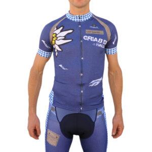Radbekleidung Herren Jeans Hose